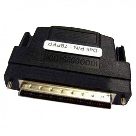 Adaptateur SCSI LVD / SE LED Dell 10006525-001 078PEP 78PEP 68-Pin