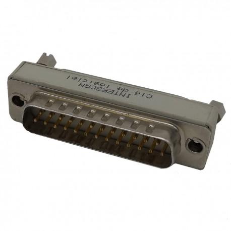 Carte DB-25 INTERSCAN RWLS1 99-000274-091 Clef Sécurité Imprimante