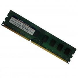 2Go RAM PC Bureau Super Talent W1333UB2GM DDR3 PC3-10600U 1333Mhz 2Rx8 128x8 CL9