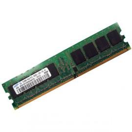 512Mo Ram SAMSUNG M378T6553BZ0-KCC 240-PIN DDR2 PC2-3200U 400Mhz 1Rx8 CL3