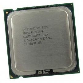 Processeur CPU Intel Xeon 3065 2.33Ghz SLAA9 LGA775 Dual Core 4Mo