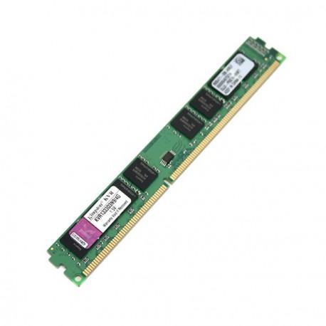 4Go Ram Mémoire KINGSTON KVR1333D3N9/4G DDR3 PC3-10600U 1333Mhz Low Profile