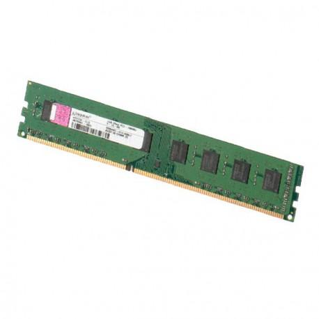 Ram Barrette Mémoire KINGSTON 2Go DDR3 PC3-8500U 1066Mhz KY996D-ELD CL7 2Rx8