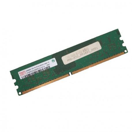 Ram Barrette Mémoire HYNIX 256Mo DDR2 PC2-4200U 533Mhz HYMP532U64P6-C4 CL4 1Rx16