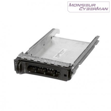 "Rack Disque Dur Tray HDD 3,5"" SAS SATA G9146 MF666 PowerEgde PowerVault MD NF"