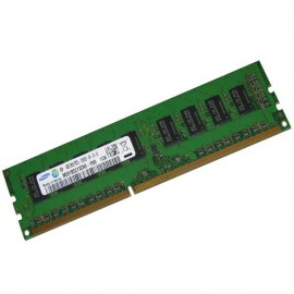 4GB RAM Serveur Samsung M391B5273DH0-YH9 DDR3-1333 PC3-10600E Unbuffered ECC CL9
