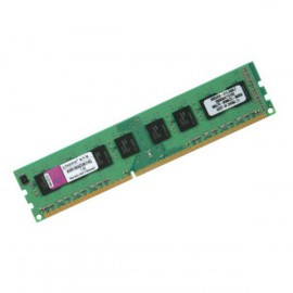 Ram Mémoire KINGSTON KVR1066D3N7/1G 1Go DDR3 PC3-8500U 1066Mhz CL7 Unbuffered