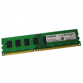 2Go RAM Crucial CT25664BA1339A.M16FG BL111L2.CH DDR3 PC3-10600U 240-Pin 1333Mhz