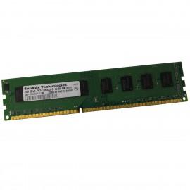 2Go RAM SanMax SMD-2G88N3P-13HM DDR3 PC3-10600U 240-Pin 1333Mhz 2Rx8