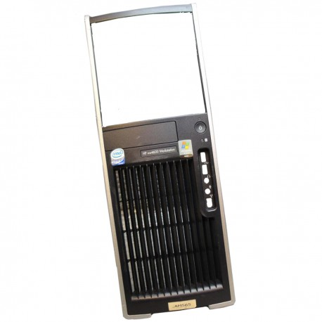 Façade Avant PC HP Compaq xw4600 Workstation 325658-001 15051-T2
