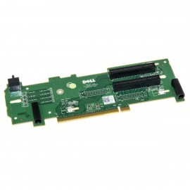 Carte Riser Dell DM336 0MX843 MX843 Poweredge R710 PCI-e 2x Mini PCI-e