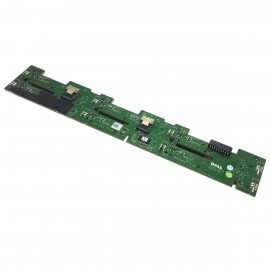 Backplane SAS Dell D001F 0W814D W814D PowerEdge R710 PowerVault DL2100 NX3000
