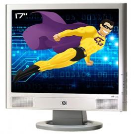 """Ecran PC 17"""" HP vs17 HSTND-2F01 373550-201 PK657AA LCD TFT VGA Audio 5:4 VESA"""