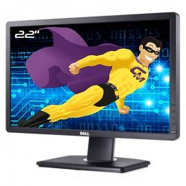 """Ecran Plat PC 21.5"""" Dell P2212Hb 0V0VCM V0VCM LCD TFT TN VGA DVI-D USB 16:9 Wide"""