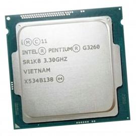 Processeur CPU Intel Pentium G3260 SR1K8 FCLGA-1150 Dual Core 3.3Ghz 3Mo
