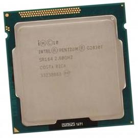 Processeur CPU Intel Pentium Dual-Core G2030T SR164 2.6Ghz 3Mo Socket LGA-1155