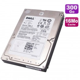 "Disque Dur 300Go SAS 2.5"" DELL Savvio 10K.3 ST9300603SS 9FK066-150 0T871K T871K"