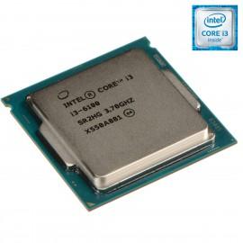 Processeur CPU Intel Core i3-6100 3.70Ghz SR2HG FCLGA1151 3Mo 8GT/s