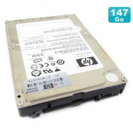 "Disque Dur 146Go SAS 10K 2.5"" HP EG0146FAWHU 507119-003 9FJ066-085 507129-002"