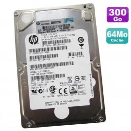 """Disque Dur 300Go SAS 2.5"""" HP EG0300FCSPH AL13SEB300 689287-001 507129-004"""