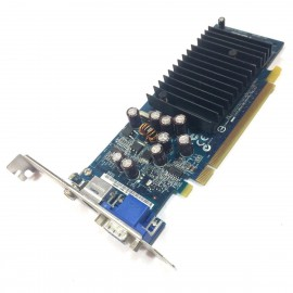 Carte Graphique HP ASUS GeForce 6200SE 5188-2888 C262H PCIe VGA S-Video RCA 64Mo