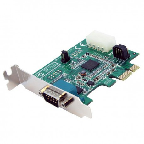 Carte Série StarTech 952E-R2 V1.3 PEX1S952LP PCI-e DB-9 RS-232 Molex Low Profile