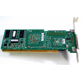 Carte PCI-X SCSI LSI Logic J6 pcbx520 Ultra Raid Serveur DELL PowerEdge