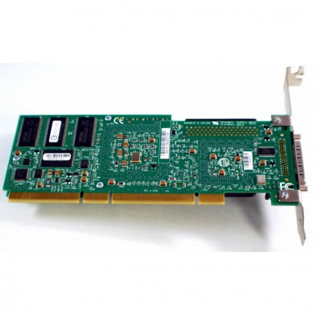Carte PCI-X SCSI LSI Logic J6 pcbx520 Ultra Raid Serveur DELL PowerEdge