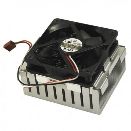 Ventirad Processeur AVC Fujitsu CA49007-9362 F7015B12MN 8cm 3-Pin