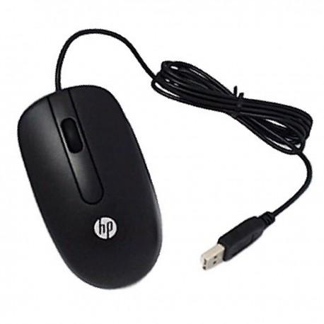 Souris Optique USB HP M-U0034-O 672652-001 674316-001 800-DPI Noire 3 Boutons