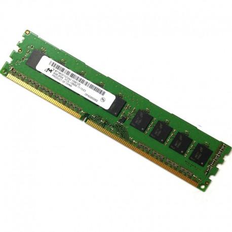 8Go Ram ECC Serveur Micron MT18KSF1G72AZ-1G6E1ZE PC3L-12800E DDR3 2Rx8 CL11