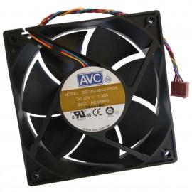 Ventilateur PC AVC DS12025B12UP024 120x120x25mm DC 12V 5-Pin Fil 16cm