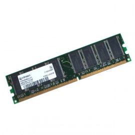 512Mo Ram Qimonda HYS64D64320HU-5-C 184-PIN DDR1 PC-3200U 400Mhz CL3