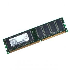 512Mo Ram Qimonda HYS64D64320HU-5-C 184-PIN DDR1 PC-3200U 400Mhz CL3