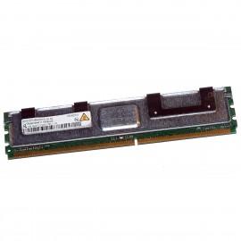 1Go RAM Serveur Qimonda HYS72T128420EFA-3S-B2 DDR2 PC2-5300F ECC 667Mhz 2Rx8 CL5