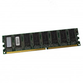 512Mo RAM Spectek P64M6416HHB-75A 184-Pin DIMM DDR PC-2100U 266Mhz 2.5v CL2.5