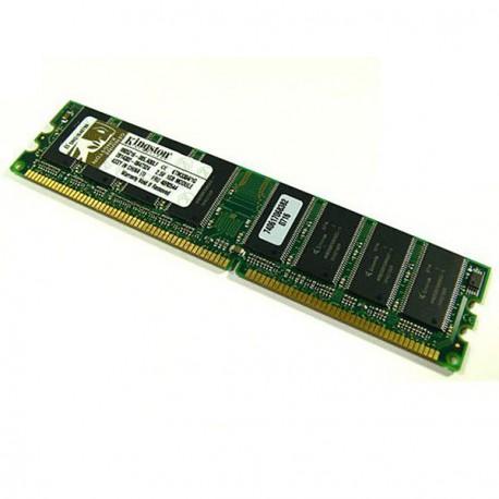 Ram Barrette Mémoire Kingston KTM3304/256 256Mo DDR PC-2100U 333MHz CL2.5