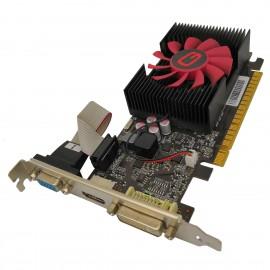Carte Nvidia GeForce GT630 NEAT6300HD41-1085F HDMI VGA DVI-I 2Go DDR3 PCIe
