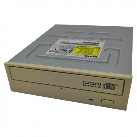 "Graveur CD-ROM Interne 5.25"" IDE BENQ 5332X 52x CD-R 32x CD-RW 32x CD-ROM NEUF"