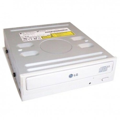 "Graveur CD-R/RW Interne 5.25"" IDE LG GCE-8527B 52x 32x Gris NEUF"