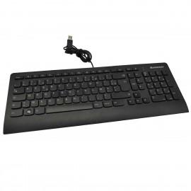 Clavier USB PC AZERTY Lenovo KU-0989 54Y9304 E8H-KU-0989 Slim