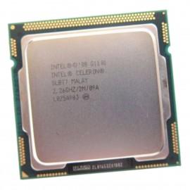 Processeur CPU Intel Celeron Dual-Core G1101 SLBT6 2.267Ghz 2Mo Socket LGA1156