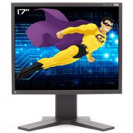 """Ecran Plat PC 17"""" EIZO L568 0FTD0701 LCD TFT VGA DVI-D USB-B 1280x1024 5:4 VESA"""