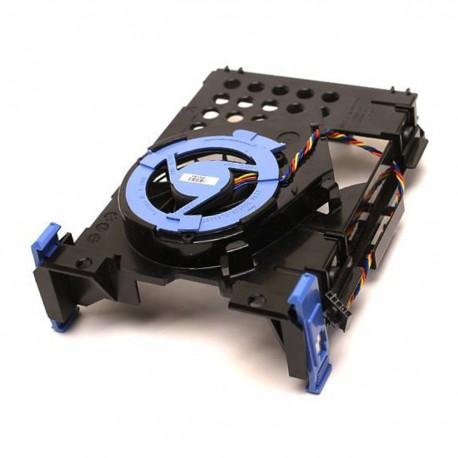"Rack Ventilateur Dell 755 760 780 SFF NJ793 CM740 MK524 NH645 Disque Dur 3.5"""