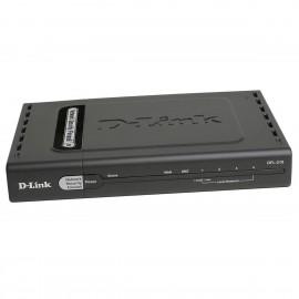 Pare-Feu Firewall D-Link DFL-210 EFL210M 10/100Mbps 6x RJ-45 RS-232