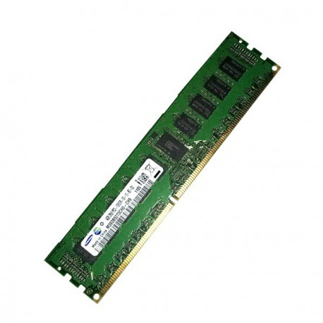 RAM Serveur DDR3-1333 SAMSUNG M393B5273CH0-YH9 PC3-10600R 4GB ECC Registered CL9