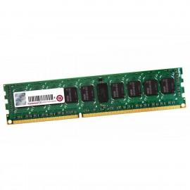 8Go RAM Serveur Transcend TS1GKR72V6H DDR3 PC3-12800R Registered 2Rx8 1600Mhz