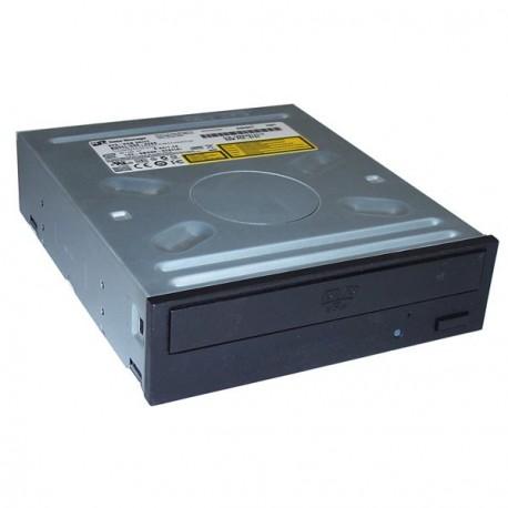 """Lecteur DVD Interne Noir Hitachi LG DH41N SATA 48x/16x PC Bureau 5""""25 Noir"""