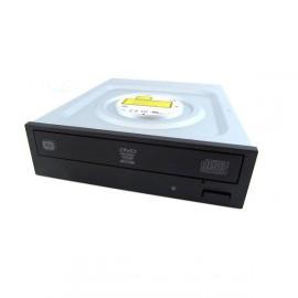 """Lecteur DVD Interne Noir Hitachi LG DH50N SATA 48x/16x PC Bureau 5""""25 Noir"""
