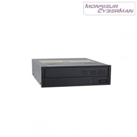 """Graveur interne DVD±RW HL GSA-H30N Double Couche 48x-48x-16x-16x SATA 5""""25 Noir"""